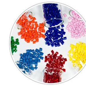 Pigmentos para polietileno